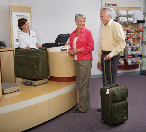 Ship your luggage ahead of your travel and make your travel easier and ligther